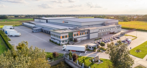 The acquisition of Pago Sp. z o.o. marks Lineage's entrance into the Polish market and adds six exceptional assets to Lineage's global network of temperature-controlled facilities. (Photo: Business Wire).