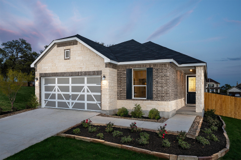 KB Home announces the grand opening of Horizon Pointe, a new-home community in Converse, Texas; priced from the 210,000s. (Photo: Business Wire)