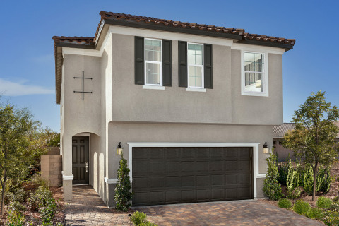 KB Home announces the grand opening of Echo Park, its latest gated new-home community in popular Southwest Las Vegas. (Photo: Business Wire)