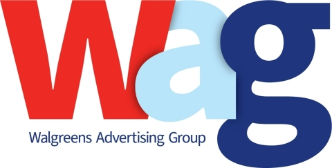 Walgreens Advertising Group (wag) logo (Graphic: Business Wire)