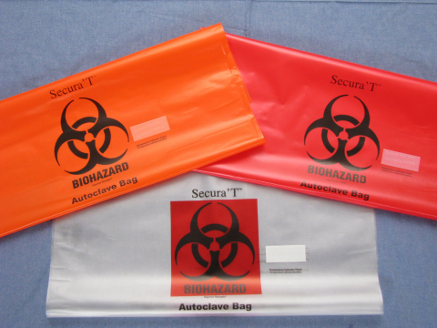 Tufpak™ Secura'T™ engineering plastic bags. (Photo: Business Wire)