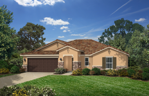 KB Home announces the grand opening of Eagle's Crest at The Cove, a premier master-planned community in Riverside County. (Photo: Business Wire)