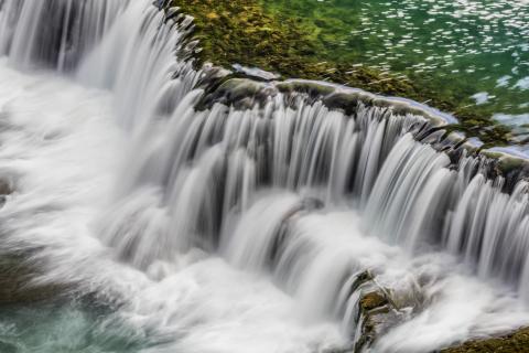 The Nature Conservancy creëert in partnerschap met Mary Kay een waterfonds omdat Spanje wordt geconfronteerd met waterschaarste en problemen met waterkwaliteit. (Fotocredit: © Ken Geiger)