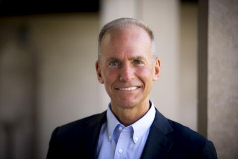 Former Boeing CEO Dennis Muilenburg to advise Monarch Tractor (Photo: Business Wire)