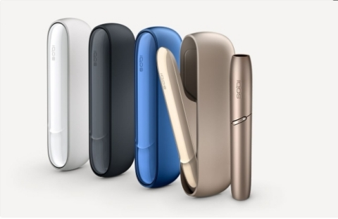 IQOS 3 Device (Photo: Business Wire)