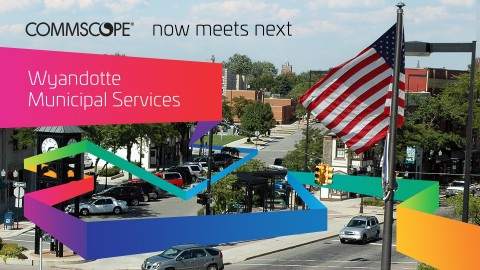 City of Wyandotte Turns to CommScope for Next Generation Connectivity (Photo: Business Wire)