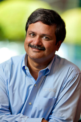 Headshot of Ashutosh Tiwary (Photo: Business Wire)