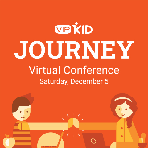 "VIPKid's 7th Journey Conference Celebrates ""Joy Through A Screen"" (Graphic: Business Wire)"