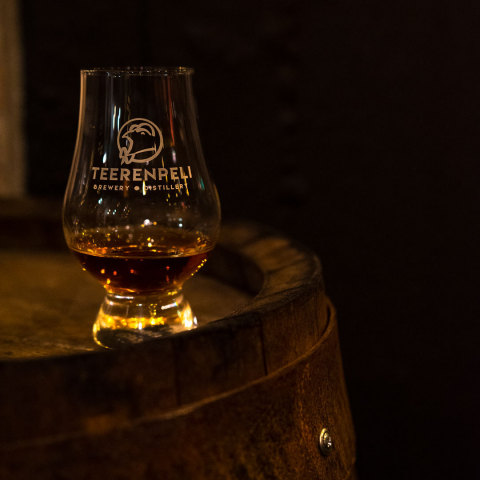 """Lahti-based Teerenpeli Brewery and Distillery has been awarded as the """"Worldwide whisky producer"""" in one of the world's largest alcohol competitions, the International Wine and Spirit Competition. Photo by Teerenpeli."""