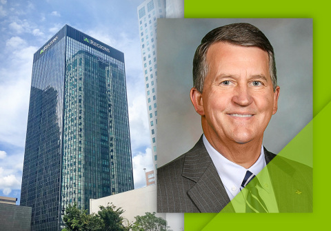 Regions Financial Corp. Chief Operating Officer John Owen will retire in March 2021. (Photo: Business Wire)