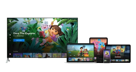 CBS All Access Launches New Product Features For Families and Expands Kids Programming (Photo: Business Wire)