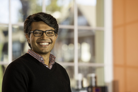 Ramneek Gupta, Founder & Managing Partner, PruVen Capital (Photo: Business Wire)