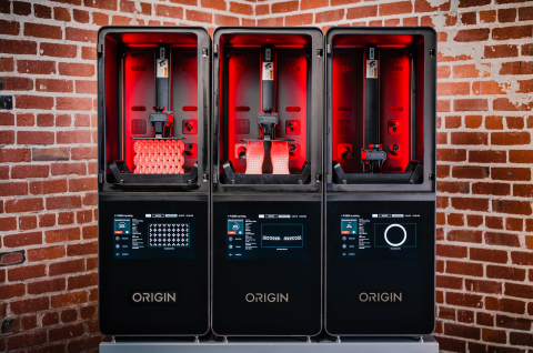 Origin's 3D printers are particularly well-suited to mass production of end-use parts, which is the fastest growing segment of the 3D printing industry and a strategic priority for Stratasys. (Photo: Business Wire)