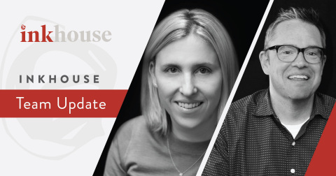 Inkhouse appoints Alison Morra as chief operating officer & Ed Harrison as new Boston general manager. (Photo: Business Wire)