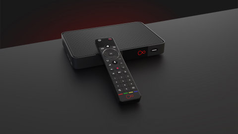 Universal Electronics Inc. (UEI) (NASDAQ: UEIC), the global leader in universal control and sensing technologies for the smart home, has been selected to provide voice-enabled remote controls to Virgin Media for its new Virgin TV 360 platform. (Photo: Business Wire)