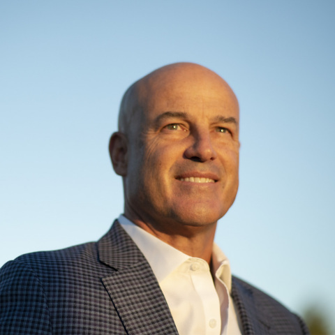 8x8, Inc. CEO Dave Sipes (Photo: Business Wire)