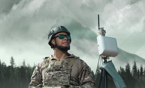 AeroVironment's new Extended Range Antenna (Photo: AeroVironment)