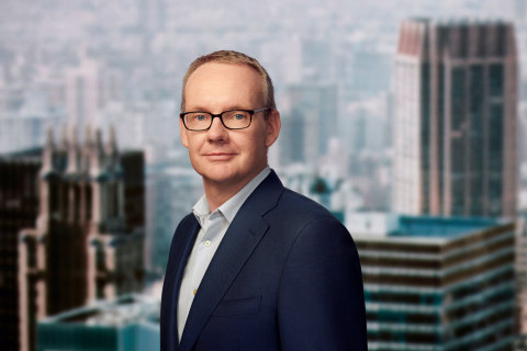 David Lynn is transitioning out of his role as President and CEO of ViacomCBS Networks International (VCNI), and will depart the company after 24 years of leadership. (Photo: ViacomCBS)