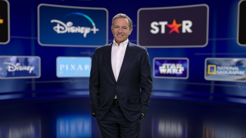 Bob Iger (Photo: Business Wire)