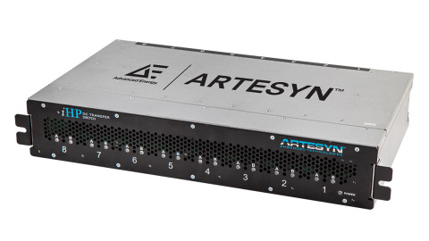 Advanced Energy's new Artesyn iTS provides the industry's first solution for switching or sharing a single power source between two different rooms. This reduces installation costs by cutting the number of iHP power supplies needed in half and it substantially reduces ongoing utility costs. (Photo: Business Wire)