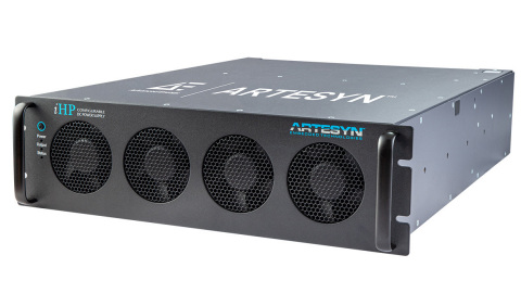"""Advanced Energy's new Artesyn iHPS is a """"short"""" version of AE's market-leading iHP power supply. The shorter design allows for more space within the lighting and power cabinet for other crucial components, reduces the weight and cost, and increases the life of the system. (Photo: Business Wire)"""