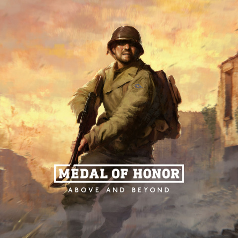 Medal of Honor: Above and Beyond's single-player campaign is an innovative and immersive VR experience that transports players into the boots of a soldier during some of the most pivotal moments of World War II. (Graphic: Business Wire)