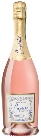 Cupcake Vineyards announces arrival of Prosecco Rosé (Photo: Business Wire)