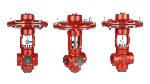 Kimray has announced the release of a new product designed to increase uptime for oil and gas producers, the T-Body High Pressure Control Valve. (Photo: Business Wire)