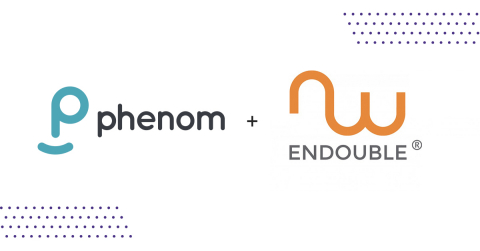 Phenom acquires Endouble. (Graphic: Business Wire)