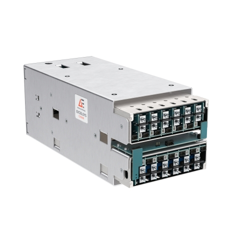 Advanced Energy's new Excelsys CoolX3000 modular, configurable power platform is designed for a wide range of demanding medical and industrial applications. This 3000 W power supply platform delivers leading power density, provides unique flexibility, and features digital communication and control to connect with other applications to deliver on the promise of Industry 4.0. (Photo: Business Wire)