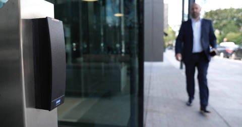Avolon has selected the HID Mobile Access® solution that makes it possible for employees to access its Dublin headquarters and other locations using their smartphones. (Photo: Business Wire)