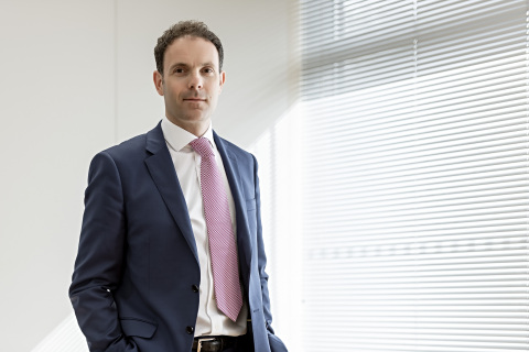 Paul Perris, Chief Commercial Officer of the Crestbridge Group (Photo: Business Wire)