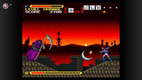 Super Valis IV is joining the Super Nintendo Entertainment System – Nintendo Switch Online library beginning Dec. 18.  Take on the role of Lena, the only warrior able enough to wield the Valis sword against the forces of evil in this action platformer. (Photo: Business Wire)