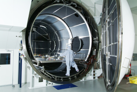 The TV-25 located in the Los Angeles, CA laboratory. (Photo: Business Wire)