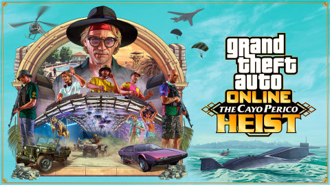 Rockstar Games® is proud to announce that Grand Theft Auto Online's biggest update yet, The Cayo Perico Heist is now available to download free for all players on Playstation 4, Xbox One X, PC and on Playstation 5 and Xbox Series X|S via backward compatibility.