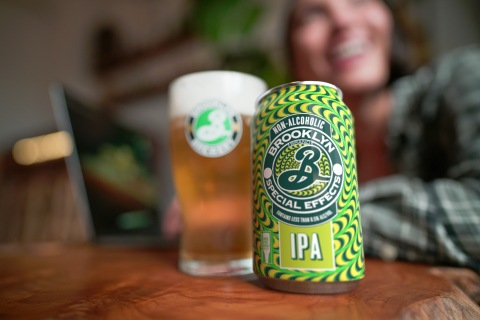 Introducing Non-Alcoholic Brew 'Special Effects IPA' (Photo: Brooklyn Brewery)