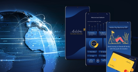 i2c Selected by Aeldra to Enable its Pioneering Global Banking Services The first global-native digital bank founded by industry veterans using i2c's platform to redefine banking for affluent global citizens (Photo: Business Wire)