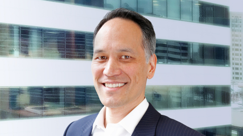 Brandon Fong joins CuriosityStream as SVP and Head of North American Distribution (Photo: Business Wire)
