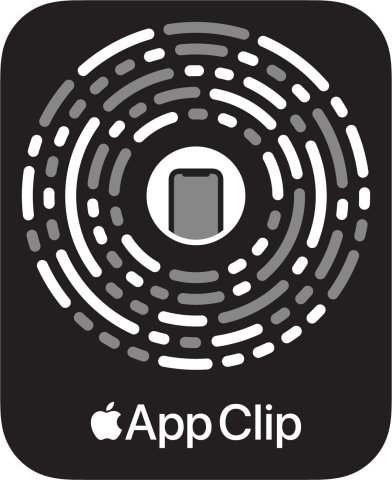 Powerful, scannable App Clip Codes integrate digital variable text and graphical print with NFC technology plus full dynamic encoding (Graphic: Business Wire)