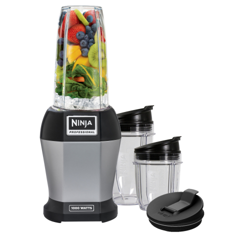 Members can check off everyone on their list and stay within budget with BJ's wide variety of great gifts under $50, like the Nutri Ninja Pro 18-Oz. and 24-Oz. Blender. (Photo: Business Wire)