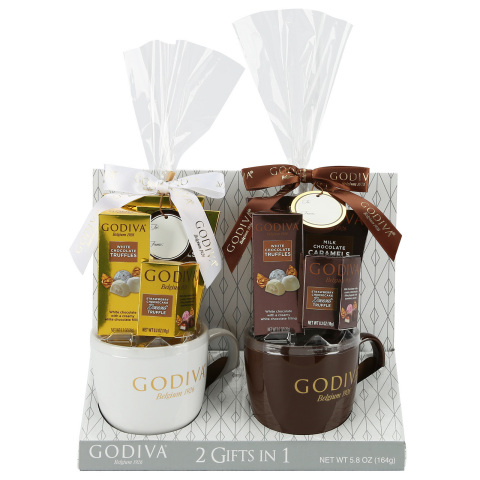 BJ's offers unbeatable value on a variety of seasonal candy and gift baskets, like the Godiva Mug Gift Box, which are sure to make the holidays a little sweeter. (Photo: Business Wire)