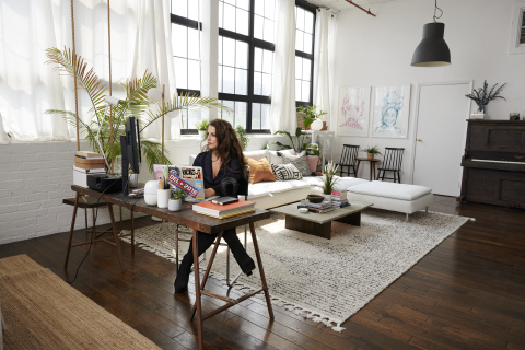 A new study from Fiverr shows that people more satisfied working from home now versus when the pandemic first began. (Photo: Business Wire)