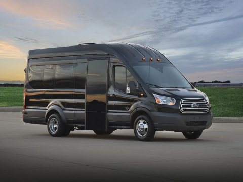 In 2021, Colorado's Lightning eMotors is introducing a new Generation 4 model of its popular Lightning Electric Transit Van. The Class 3 van supports wheelchair lifts, custom floor rails, and custom bus doors. (Photo: Business Wire)