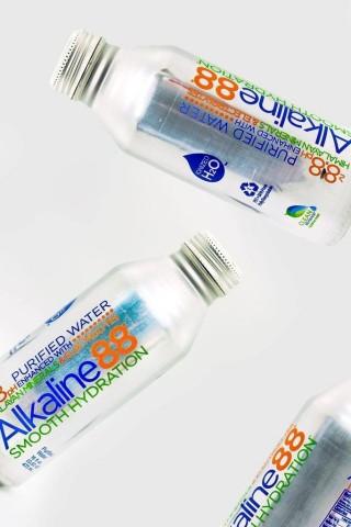 Alkaline88® 500-ml Aluminum Bottles (Photo: Business Wire)