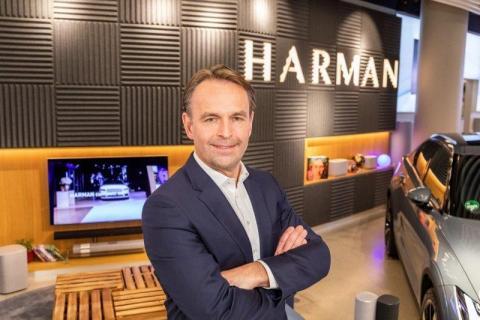 Christian Sobottka, President, Automotive Division, HARMAN (Photo: Business Wire)