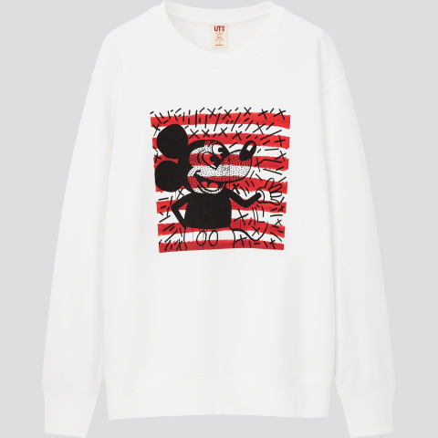 Disney Mickey Mouse x Keith Haring by Uniqlo (Photo: Business Wire)