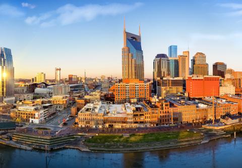 Nashville Skyline (Photo: Business Wire)