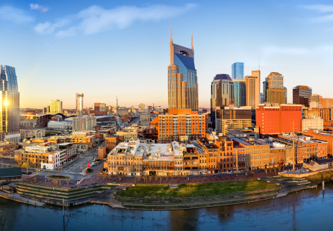 Nashville Skyline (Photo: Business Wire)