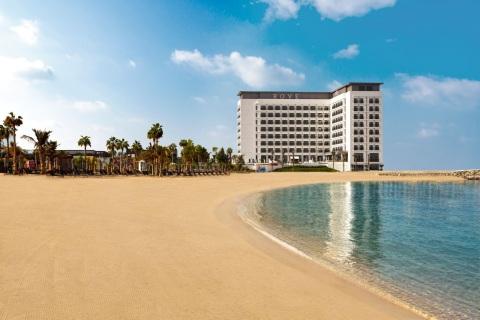 The wait is over: Rove La Mer Beach – located on the sunny shores of Dubai's iconic La Mer destination in Dubai – is now open. (Photo: AETOSWire)