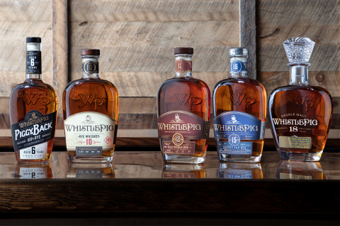 WhistlePig Whiskey (Photo: Business Wire)